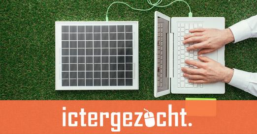 Wat is duurzame ICT?