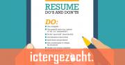 Beter vindbaar met je CV: 3 SEO tips door te denken als een recruiter