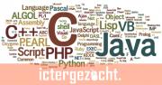 Populairste programmeertalen 2017: Java en C nog altijd aan kop