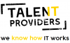 Talent Providers | we know how IT works