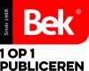 Bek, 1 op 1 publiceren